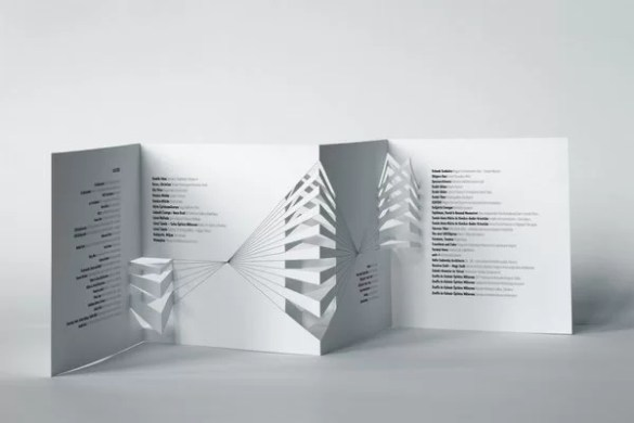 Amazingly Creative Brochure Design Ideas creative brochure design  41