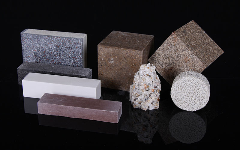Mineral Casting And Polymer Concrete Poraver Expanded Glass