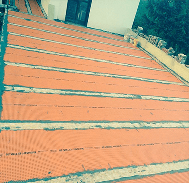 Impermeabilizzazione di terrazzi - Posa System Srls