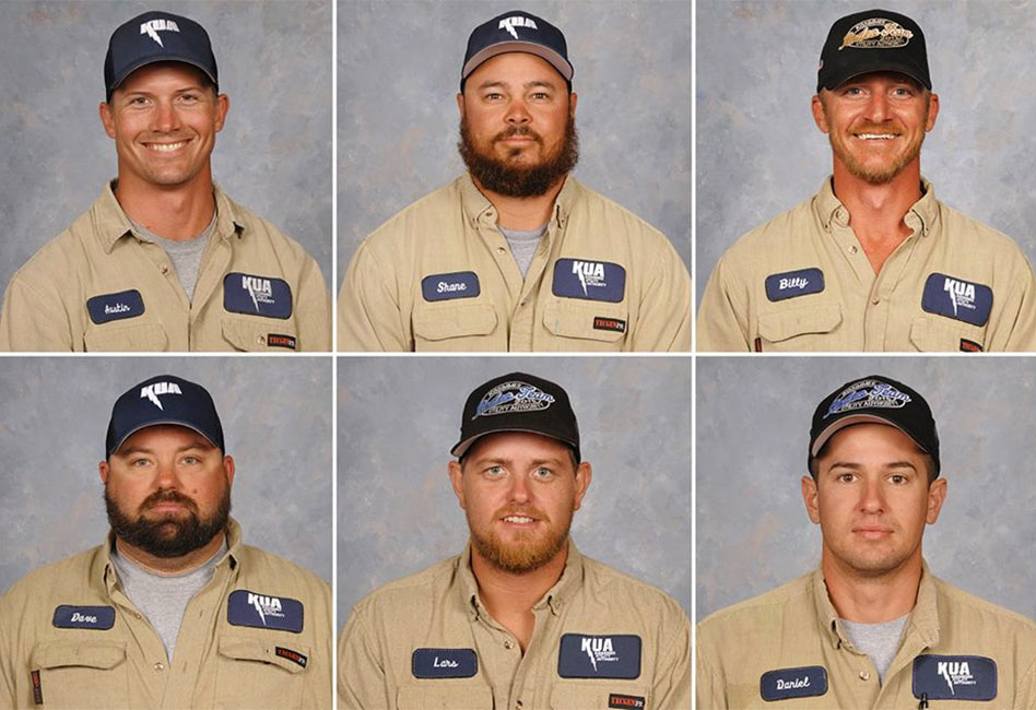 Six Kua Linemen To Compete In 17th Annual Public Power