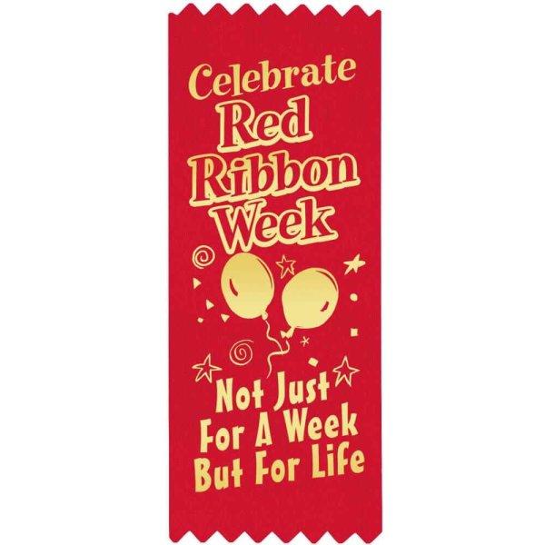 red ribbon week # 52