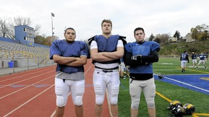 Varsity Xtra: Players' size continues to increase with ...