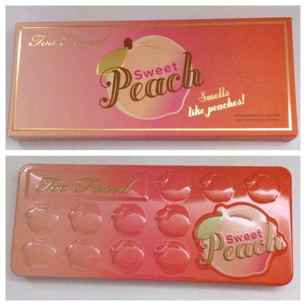 sweet peach palette # 50