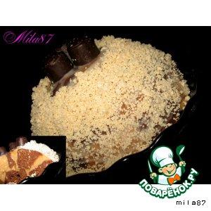 पकाने की विधि: केक मीठा लंबाई