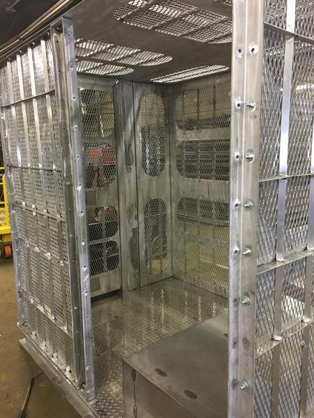 Portable Containment Cells Containment Prison Cells