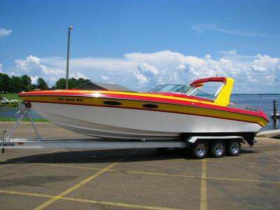 1989 Chaparral Villain IV powerboat for sale in Mississippi