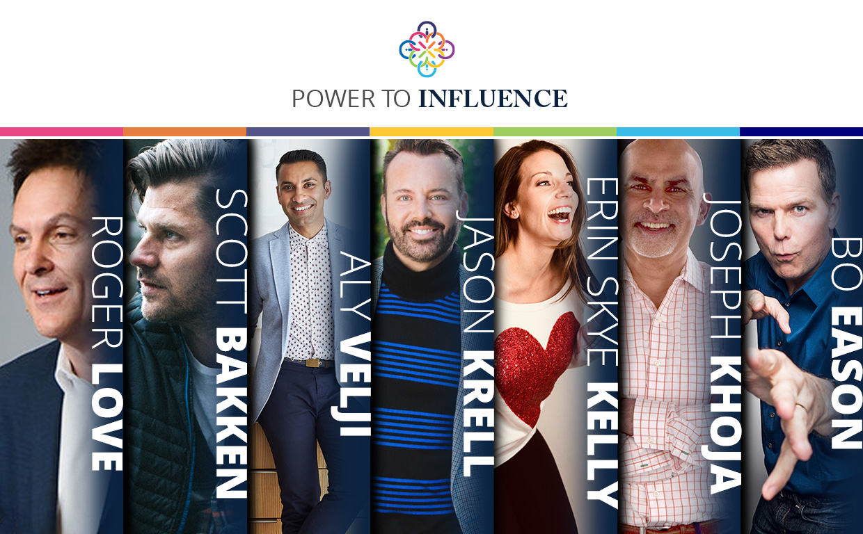 THE POWER TO INFLUENCE