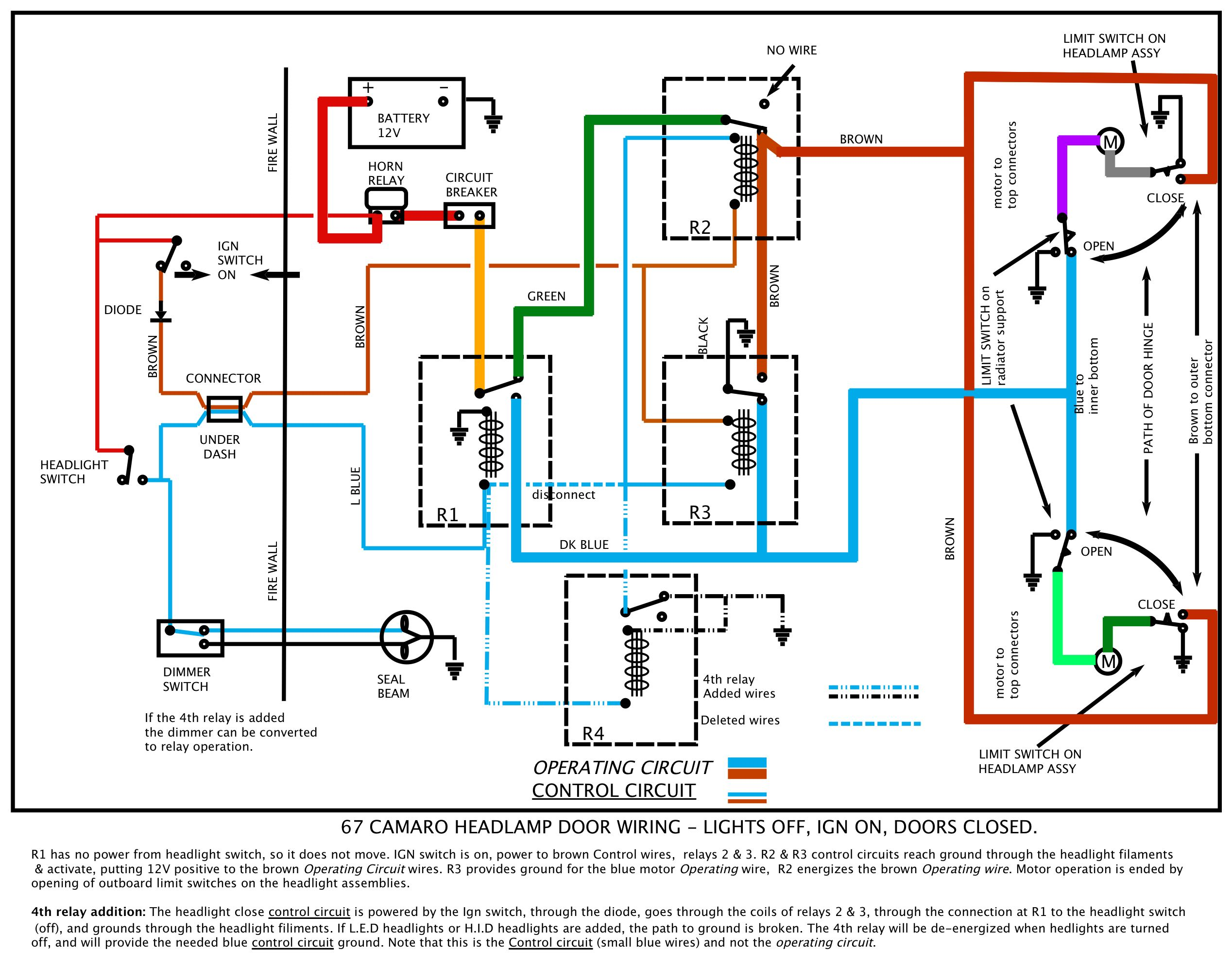Alternator Wiring Diagram For 1985 Jeep Cj7 Firewall Plug