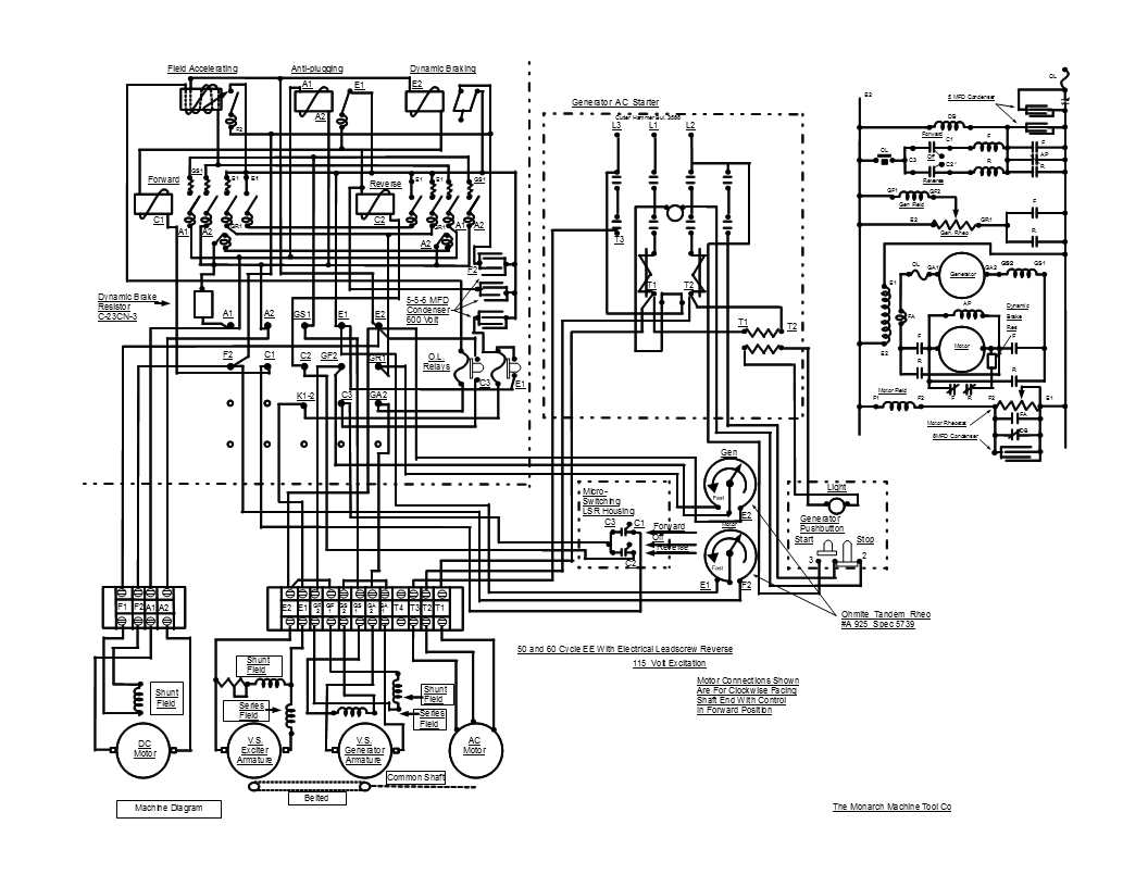 South Bend Lathe Motor Wiring Diagram