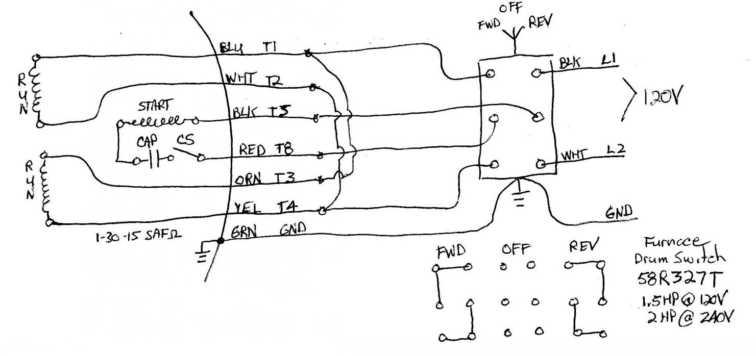 South Bend 9 Lathe Schematic Motor Wiring Diagram