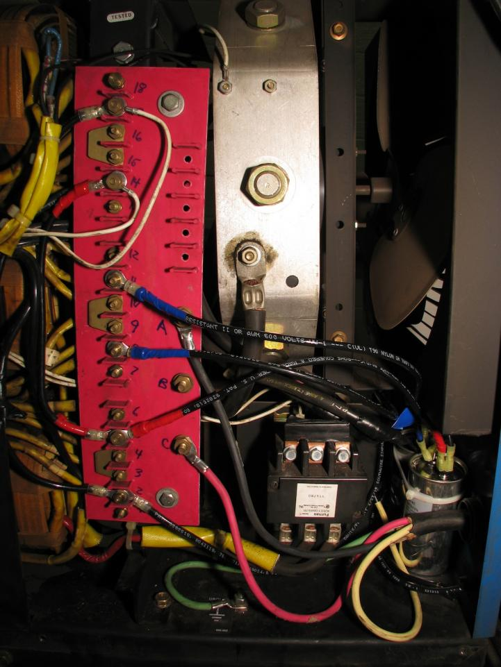 How Wire 3 Phase