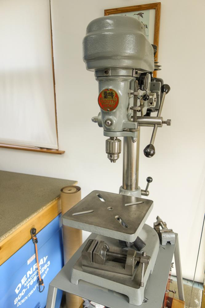 For Sale South Bend Benchtop Drill Press