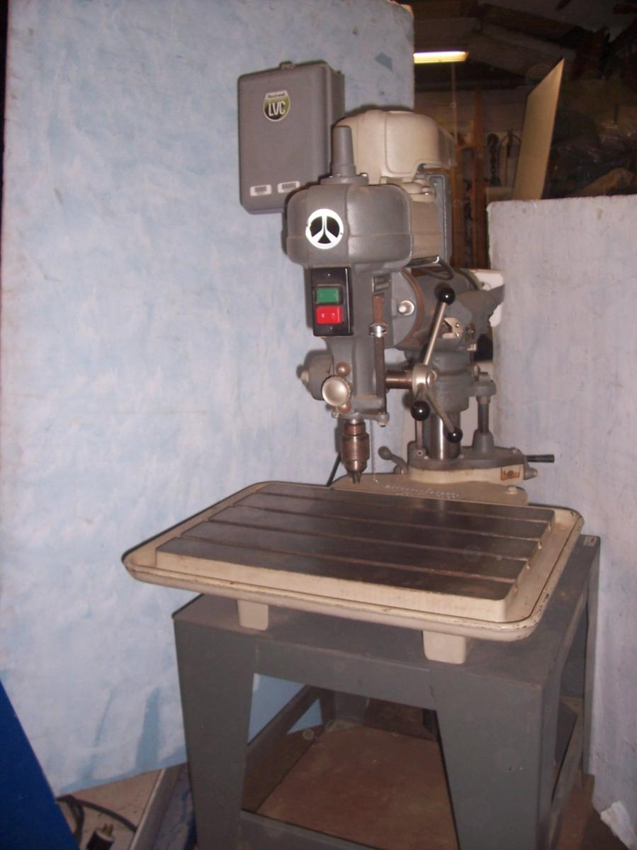 Rockwell Delta Radial Arm Drill