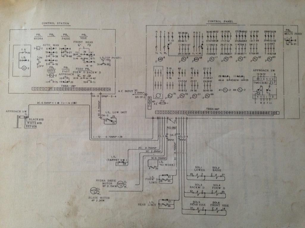 True Mfg Wiring Diagrams T 23f Manufacturing