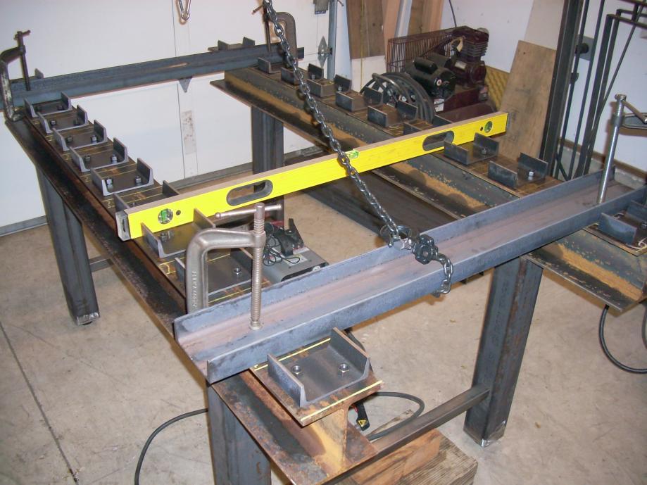 Tools Homemade Beam Welding I
