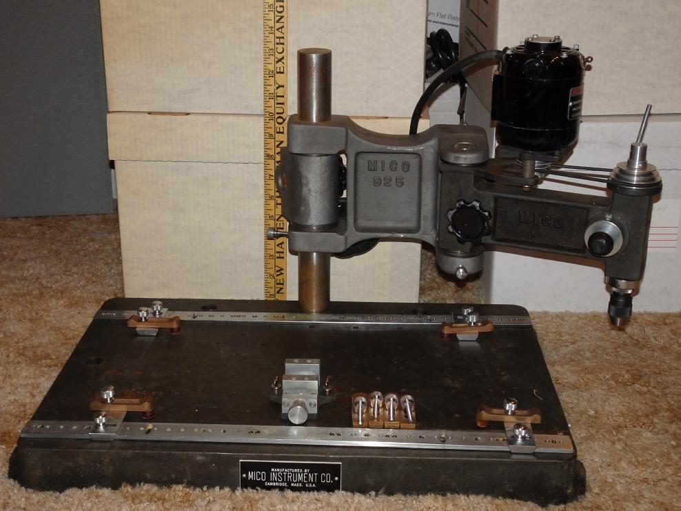 Info Wanted Small Benchtop Drill Presses