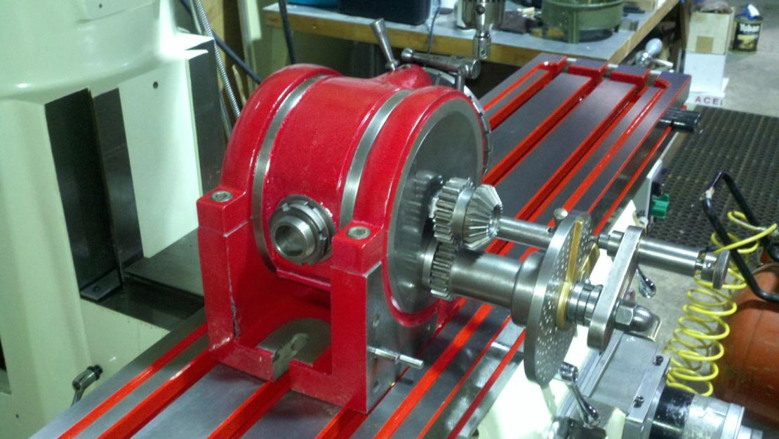 Helical Oil Groove Cutting Vintage 20 S Machine Video