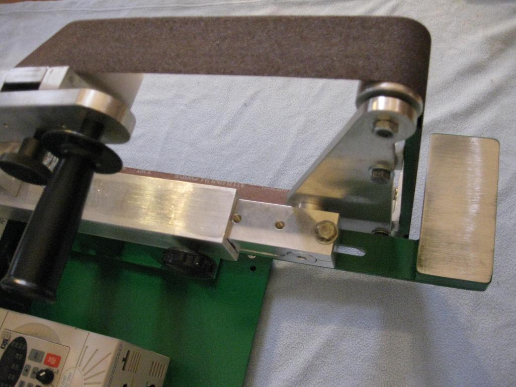 6x48 Belt Sander To Belt Grinder Conversion