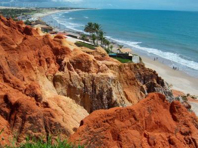Morro Branco: Uma das mais belas praias do Estado - Praias ...