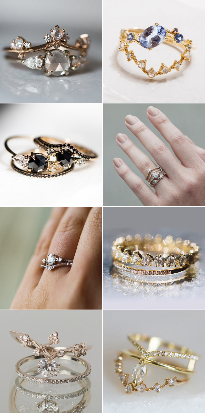5 Major Engagement Ring Trends For 2018 You Need To Know Praise Wedding