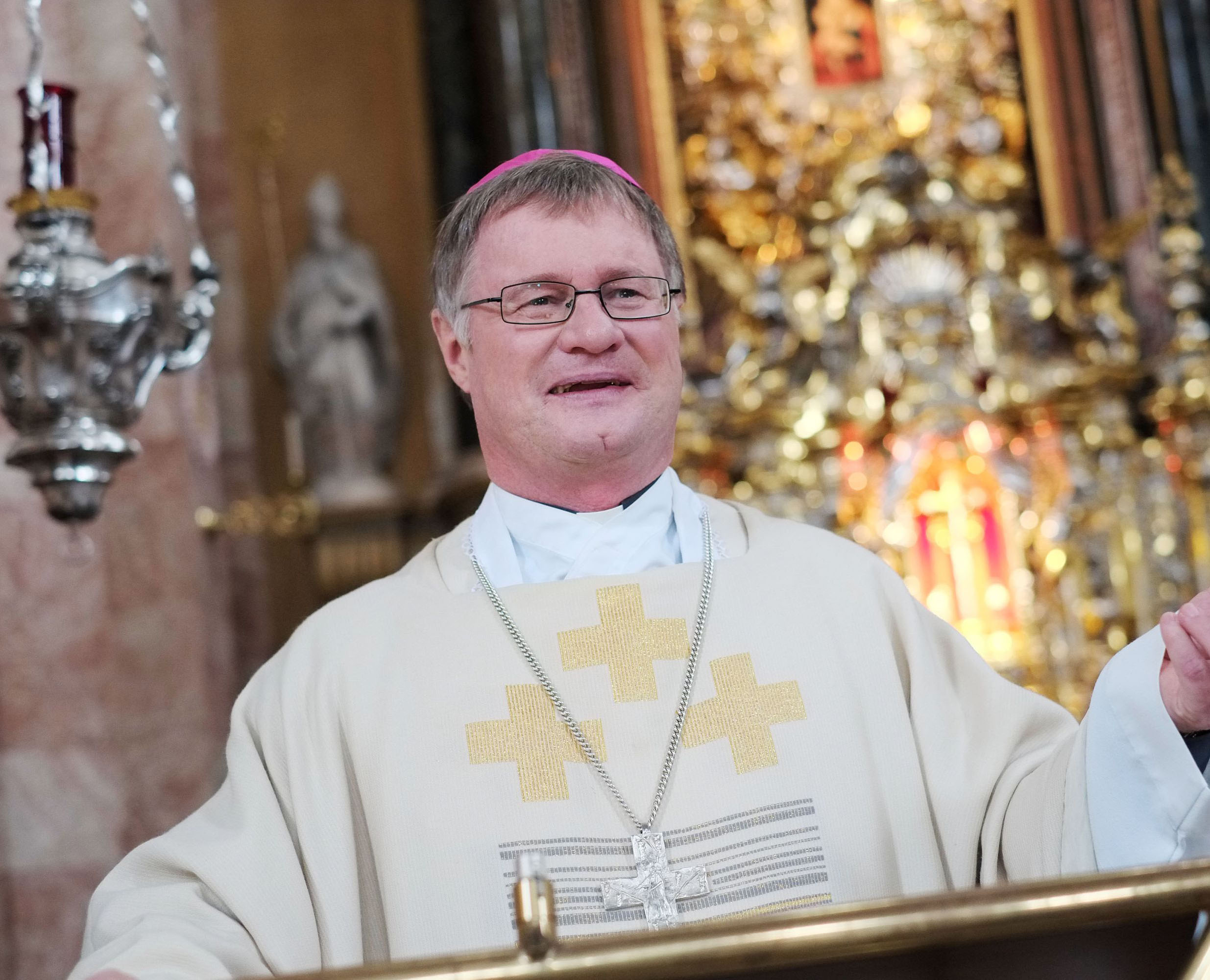 Austrian Bishop People Call For Married Priests And