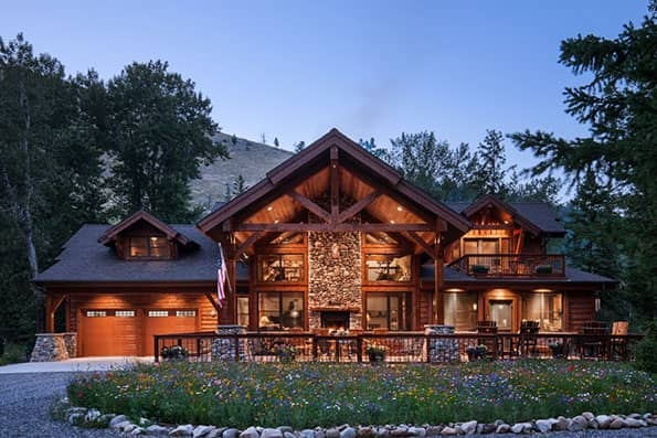 Photo Gallery Precisioncraft Log Homes Timber Homes