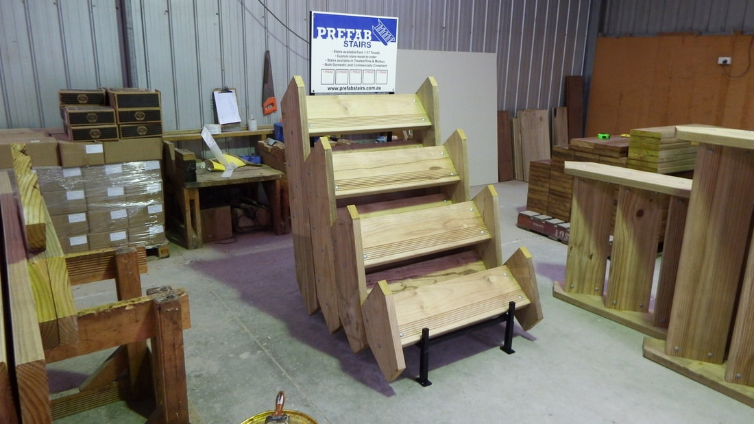 Prefab Stairs Home   Premade Stairs For Outdoors