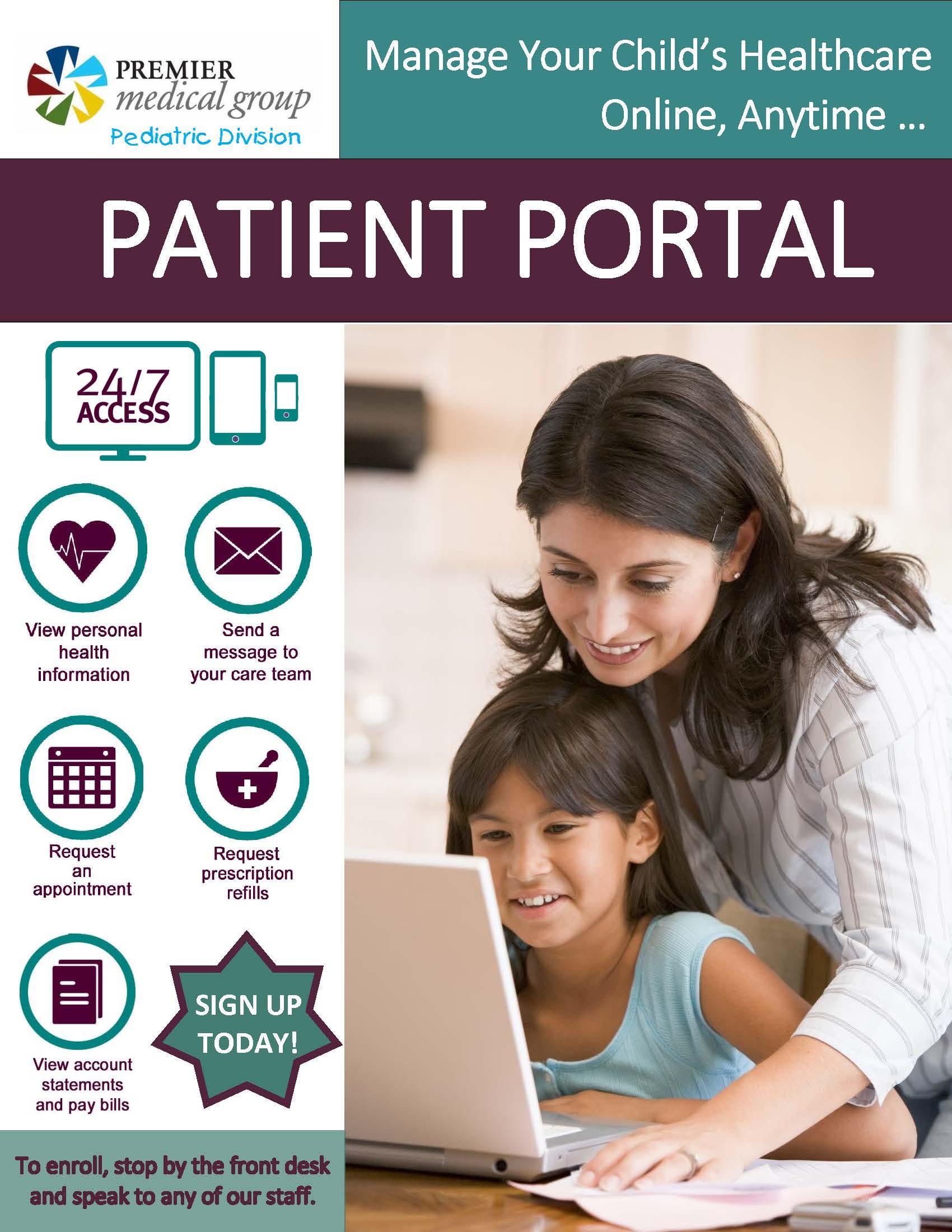 patient online portal - HD1199×1200