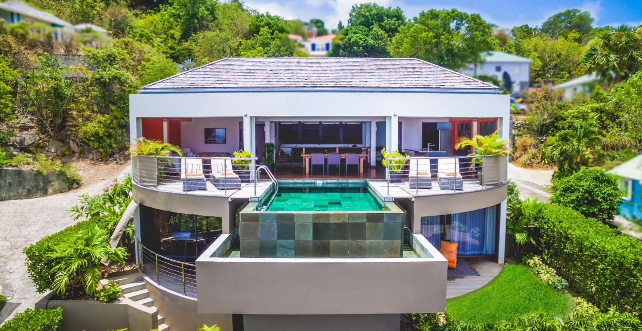 Best Kitchen Gallery: Villa Angel Home Flamands St Barts By Premium Island Vacations of St Bart Villa  on rachelxblog.com