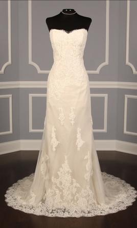 Search Used Wedding Dresses   PreOwned Wedding Gowns For Sale Ines Di Santo Ethany 14