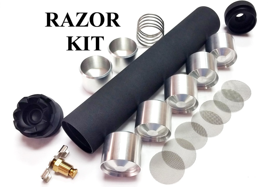 Adapter Trap Ar Solvent 15