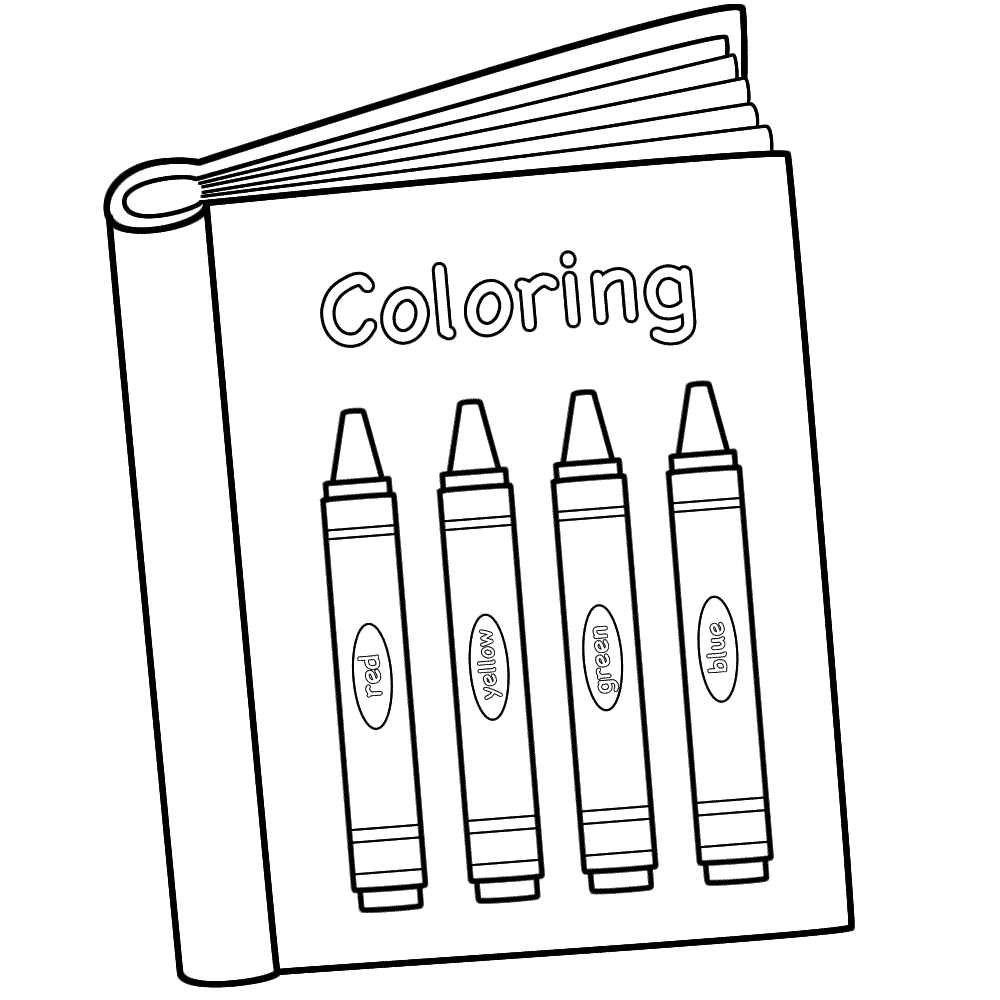 Back To School Coloring Pages Crafts And Worksheets For
