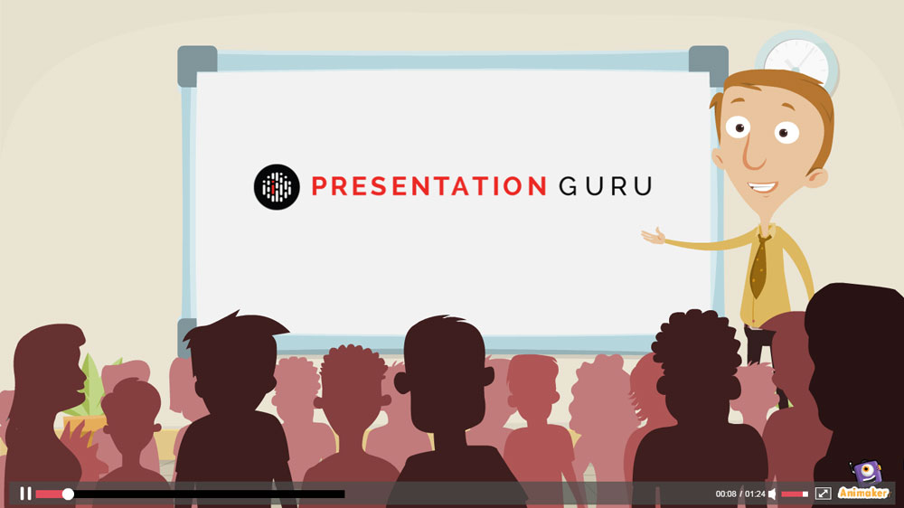 The 5 Best Web Services for Animated Presentations   Presentation Guru Animated presentation