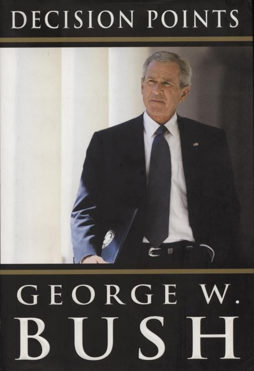 George W Bush Presidential Crossroads