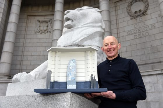 Artwork to take centre stage in Aberdeen's Remembrance ...