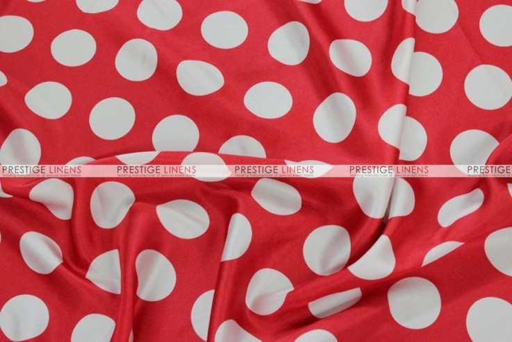 Polka Dot Organza Fabric