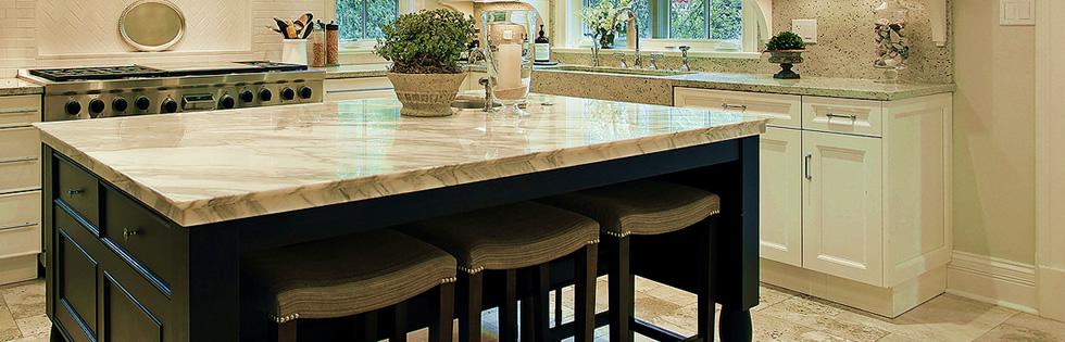 Dining Table Quartz Top