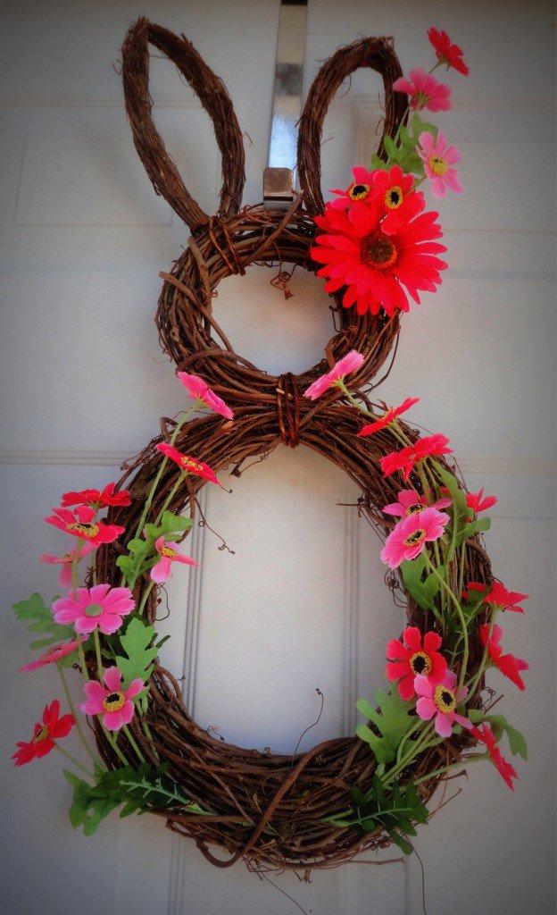 15 Diy Wreath Ideas For Easter Pretty Designs