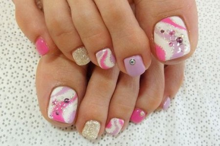 Cute Easy Toenail Designs 4k Pictures 4k Pictures Full Hq