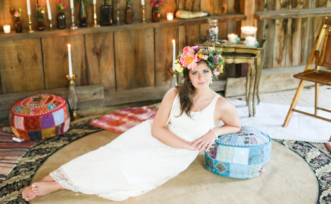 How To Plan The Perfect Boho Chic Baby Shower Pretty My