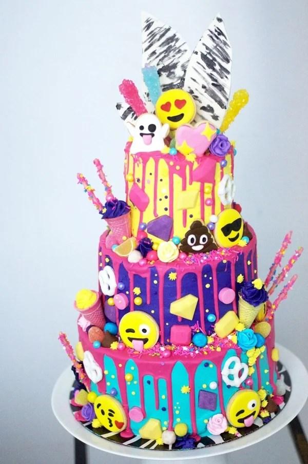 30 Emoji Birthday Party Ideas Pretty My Party