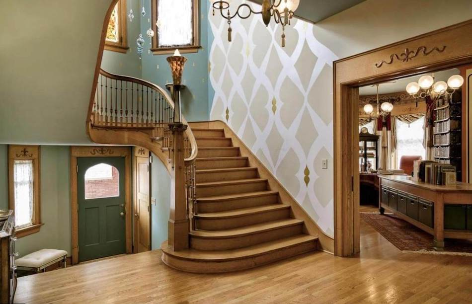 Historic C 1895 Sells Mansion Lists In Columbus Oh Reduced To 1 5m Photos Pricey Pads