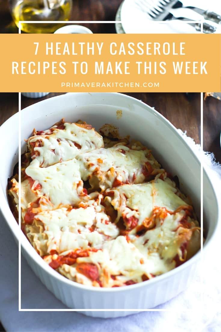 Easy Make Dishes Dinner
