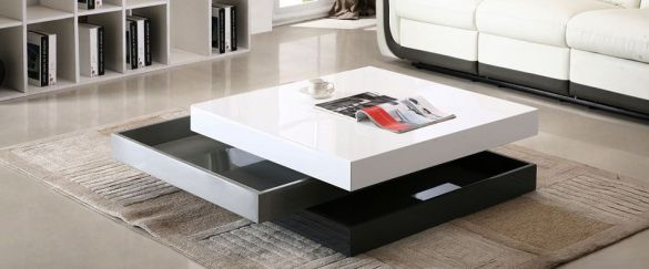 Prime Classic Design  modern Italian and luxury furniture Stylish Coffee Table with Unique Design