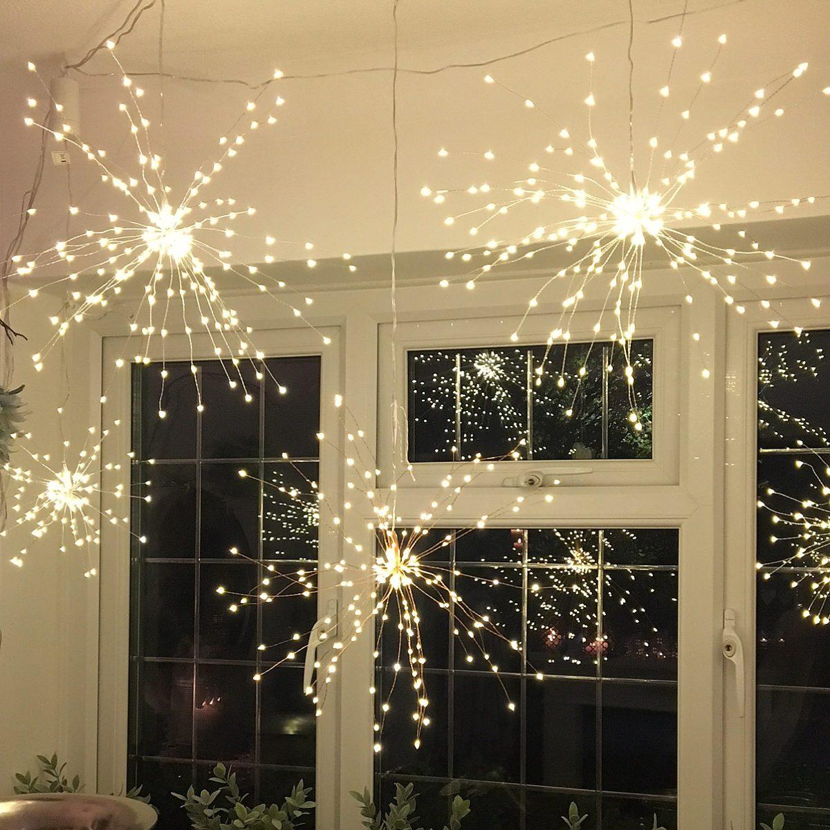 Christmas Candle Lights Windows