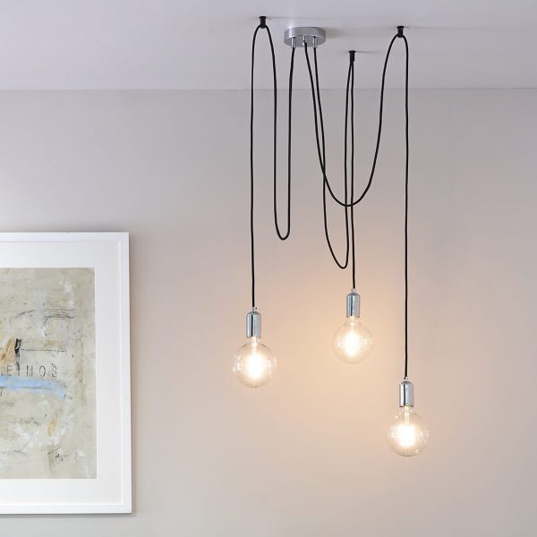 industrial cluster pendant lighting # 42