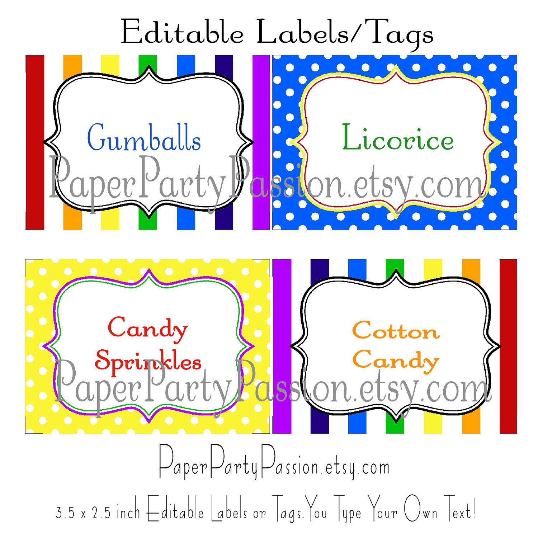 Printable Candy Cane Gram Templates