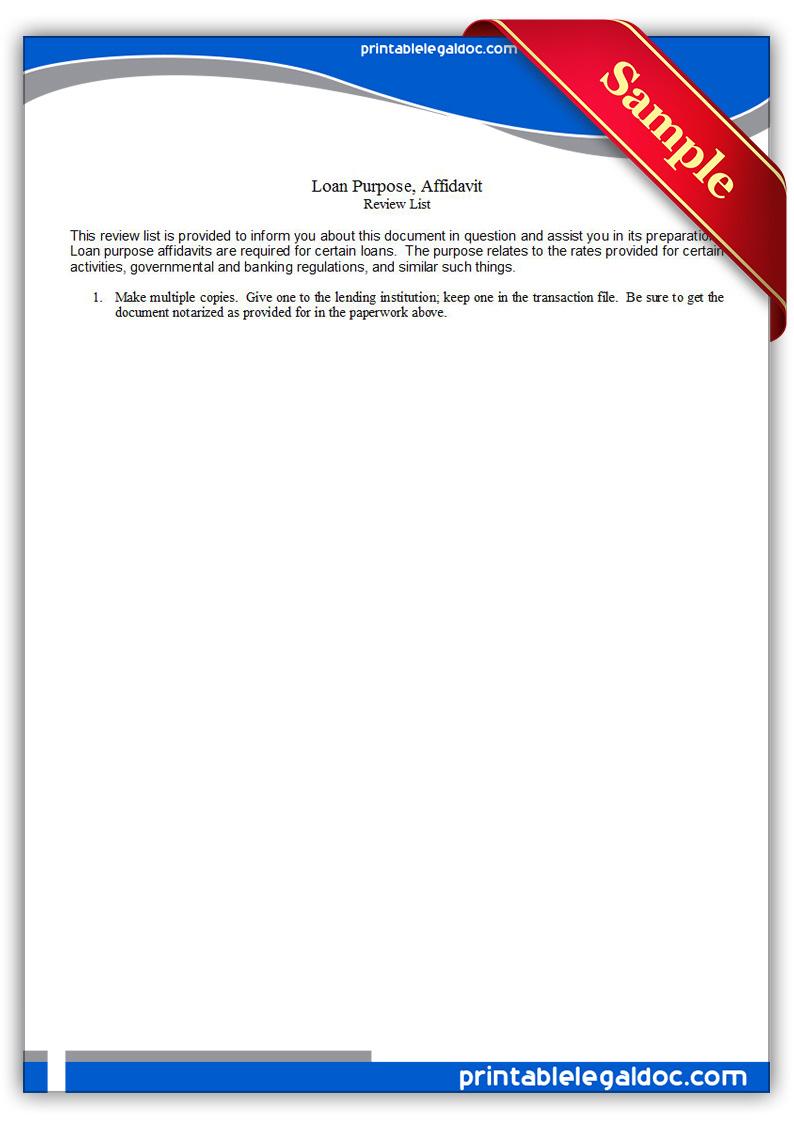 Free Blank Printable Card Template