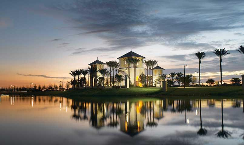 Lakepark At Tradition 55 Active Adult Community In Port