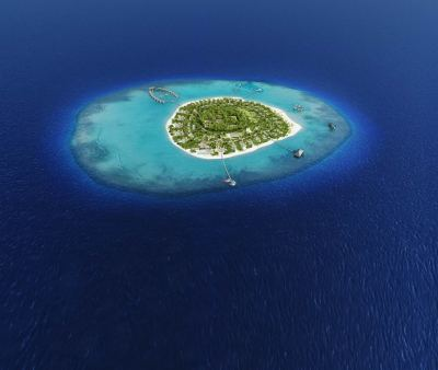 Maldives: Star-Studded Private Island Christmas Vacation ...